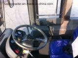 3 CBMのバケツが付いている5t高性能の構築の車輪のローダー