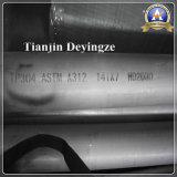 Acero inoxidable inconsútil/soldado alrededor del tubo ASTM 304 316L 310S