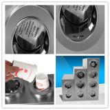 Macchina del separatore della tazza di tè del latte del separatore della tazza di carta dell'acciaio inossidabile