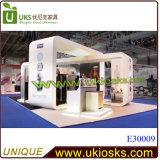 Téléphone cellulaire Kiosque, écran de téléphone cellulaire, téléphone cellulaire Showcase, le commerce Booth compteur (E30009)