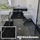 Preto/Branco/cinza/vermelho/marrom/rosa/amarelo/Café/bege/Golden azulejos de mármore para andar/Flooring/parede
