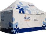 Tenda piegante professionale della tenda foranea con stampa di Digitahi