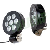 indicatore luminoso del lavoro di 21W 5inch IP67 LED con il CREE LED di 7PCS 3W