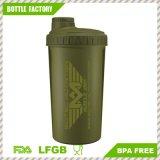 Il campione libero 700ml comercia la bottiglia all'ingrosso di plastica su ordinazione dell'agitatore