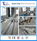 De volledige Automatische Lijn van de Uitdrijving van de Pijp van pvc Plastic met Motor Simens