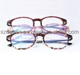 Meilleures ventes Classic Full Frame Solid Acetate Eyeglasses Optical Frame