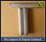 ステンレス鋼の焼結させた金網シリンダーフィルター
