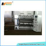 Machine de fente à grande vitesse automatique de papier en plastique
