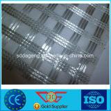 Изготовление оптовика ткани Geotextile полиэфира смеси пряжи стеклоткани Китая