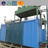 Ce Goedgekeurde 10kw - de Generator van de Vergasser van de Biomassa van de Elektrische centrale van de Elektriciteit van het Gas 5000kw