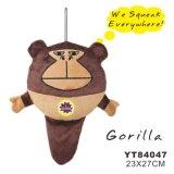 高品質の中国の卸し売りプラシ天の柔らかいおもちゃ(YT84044)