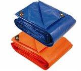 60 g/m²-280GRAMOS PE lona impermeable con tratamiento UV para el coche /Carretilla/cubierta de barco