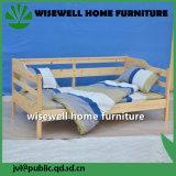 固体マツ木居間のソファーベッドの家具(W-B-5050)