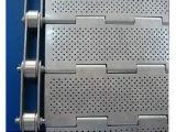 Mzh-Oのステンレス鋼のコンベヤーベルト