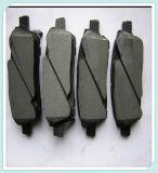Zapata de freno semimetálica de la fabricación de OE para Honda 45022-S6m- J52 D2026-9256