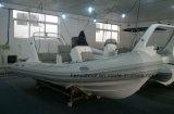Barco de enfileiramento 5.2m de Hypalon, reforço inflável do barco com preço barato