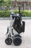 Sedia a rotelle pieghevole automatica di potere di Solax