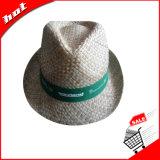 Chapéu de Sun do chapéu de palha da cavidade do chapéu de palha da arremetida do chapéu de palha