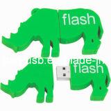 Azionamento dell'istantaneo del USB dell'elefante (HXQ-A018)