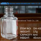 Heiße verkaufennagellack-Glasflasche (JH-24)