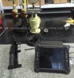 安全弁のための携帯用オンラインコンピューター制御試験装置