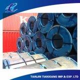 Aplicação de cobertura Z90 Bobina de aço galvanizado quente