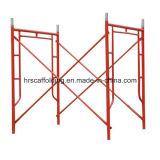 De Gang van het Frame van de ladder door de Steiger van het Frame