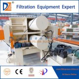 Automatische Membranen-Filterpresse mit Abwasserbehandlung