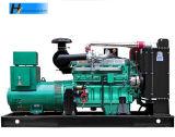 цилиндра альтернатора 6 100kw 125kVA комплект генератора Genset чисто медного безщеточного тепловозный