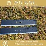 3,2 mm 4 mm de calor templado resistente a la puerta del horno de cristal