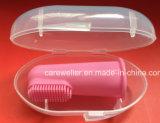 Зубная щетка перста силикона любимчика для ясной зубной щетки /Pet зубной щетки /Dog пользы