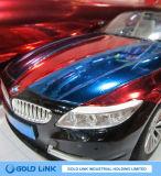 Внесметный автомобиль волокна углерода 3D оборачивая пленку винила (CK001)