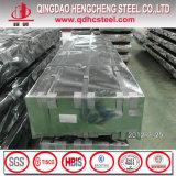 ASTM A653 heißes BAD galvanisiertes gewölbtes Stahldach-Blatt