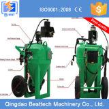 Самое лучшее качество и дешево портативная машина песка Pot/dB150 влажный взрывать взрывая
