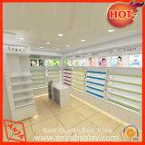 MDF gondole cosmétiques Présentoir pour le magasin