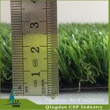 Visualizzazione artificiale dell'erba di qualità dorata/porre erba sintetica