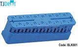 Canal de racine dentaire Endo bloc de mesure (noir001)