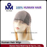 100% Indian Virgin Hair Full Lace Wigs for Woman