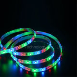 Tension faible couleur Chaning 12V SMD3528 Bandes LED RVB