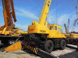 Kraan van het Terrein van Tadano 25t de Ruwe/Gebruikte Tadano Kraan Tr250m