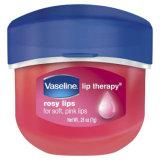 Aliviar Chapped labios hidratante leve ventaja para el cuidado de labios elegante Vaselina Bálsamo Labial de color 2