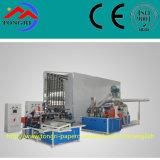 Nenhuma operação manual, máquina automática da produção da câmara de ar do papel do cone