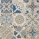 Telha vitrificada 600*600 da porcelana do teste padrão de Prety estilo espanhol (6266802)