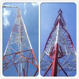 собственная личность радиосвязи антенны 3G гальванизированная углом стальная - поддерживая башня