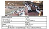 Heißer Verkauf 4 Fuß hölzerner Furnier-Blattschalen-Zeilen-mit Ablagefach