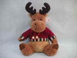 Hi CE71 2013 farcies de cerfs de Noël des jouets en peluche