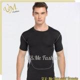 T-shirts courants Sportssuits de chemise bien ajustée du pantalon des hommes