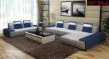 Moderne italienische Gewebe-Sofa-Wohnzimmer-Möbel L6006