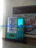 Touchscreen-Verkaufsautomat zum Kühlen von Getränk & Snacks