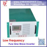 De statische Convertor Met lage frekwentie van de Convertor 6000W van het Voltage van Transduce van de Staat AC aan AC